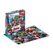 Avengers Rompecabezas Puzzle 150 Piezas Original