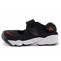 Zapatillas Nike Rift Pesuñas Black Red Unisex Del 39 Al 43