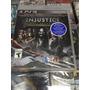 Injustice Ultímate Edition Ps3 Nuevo Sellado En Castellano