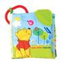 Librito Soft Winnie Pooh Con Texturas Mordillo Disney Baby