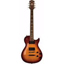 Washburn Wipro Ftsb Guitarra Elec Tipo Les Paul 2 Mic Duncan
