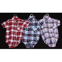 Body Camisa Para Varon Y Nenas