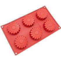 Molde Silicona Muffin Dona Reposteria Cupcake Gelatina