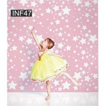 Vinilos Decorativos Infantiles Estrellas Para Bebe Nena
