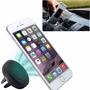 Soporte Auto Magnético Aire Samsung Iphone Plus Gps 12 Pagos