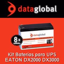 Bateria Ups Eaton Dx2000h Dx 2000 Dx3000h Dx 3000 Dataglobal