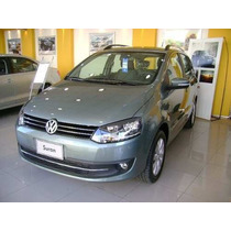 Vw Suran 1.6 Cross Highline 0km - Jorge Lucci 154960 3863!