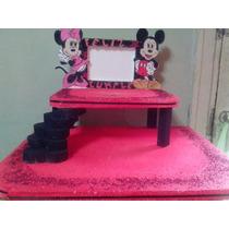 Maquetas Mickey Y Minnie Para Souvenirs. Mas Personajes