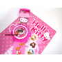 Reloj Para Niñas Hello Kitty C/proyector De Imagenes