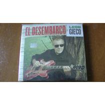 Leon Gieco El Desembarco Cd Digipack