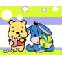 Kit Imprimible Candy Bar Winnie Pooh Bebe Golosinas Y Mas