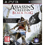 Assassins Creed 4 || Black Flag Ps3 Store || Original