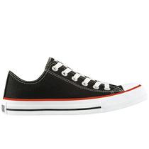 Zapatilla Converse Chuck Taylor All Star Black/red 123176b