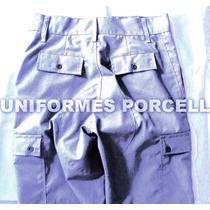 Pantalon De Fajina Antidesgarro Rip Stop Liso