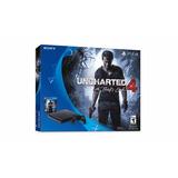 Consola Ps4 Sony 500gb Uncharted 4 Edicion Limitada