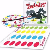 Twister Popular 2 Nuevos Movimientoslicencia Hasbro Original