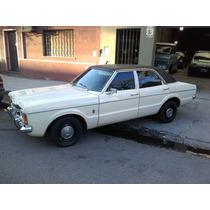 Ford Taunus Gxl 1975 Km 74000 De Fabrica ,unica Mano