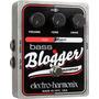 Pedal Electro Harmonix Bass Blogger Distorsión Fuzz P/ Bajo