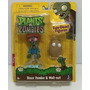 Muñecos Plantas Vs Zombies Blister X2 Original Envio Int