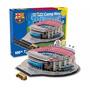 Maqueta Estadio Barcelona Para Armar 41 X 35 Aprox Nou Camp