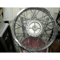 Llanta Trasera Honda Cg 150 Aro Aluminio Motoverde