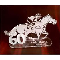 Souvenirs Hombre Cumple 18 50 40 Centro Caballo De Carrera