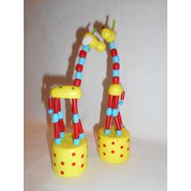 Juguete Retro Ideal Infantil X10 Souvenirs Jirafa