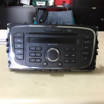 Stereo Original Ford Focos Con Fichas