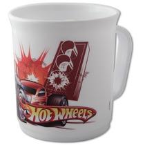 Taza Grande Hot Wheels - Argos -