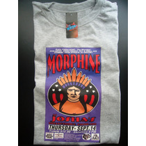Remeras Morphine Estampado Transfer! Rock Rnr Musica
