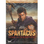 Dvd Spartacus War Of The Damned Cuarta Temporada Completa