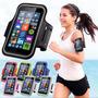 Funda Celular Brazalete Deportivo Iphone Samsung Lg Moto New
