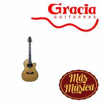 Gracia Pol Profesional Eq Guitarra Electro Acust Eq C/efecto