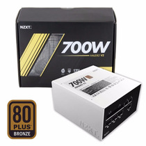 Fuente Nzxt 700w Hale82 V2 80 Plus Full Modular Pc Conect