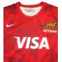 Camiseta De Los Pumas 100% Original Elastizada Sevens