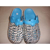 Sandalias Crocs Talle 35 Acepto Mercadopago