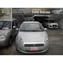 Fiat Punto Atractive 1.4 Año 2011 Impecable 1º Mano