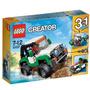 Lego Creator Adventure Vehicules Vehículos Aventura Original