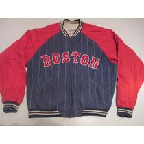 Campera Boston Red Sox Mlb Baseball Talle L