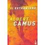 El Extranjero - Albert Camus - Booket