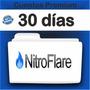 Cuentas Premium Nitroflare X 30 Dias - 1 Mes Garantizadas!