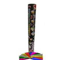 Cañon Lanza Papelitos Metalizados Multicolor Fiestas 15 Años