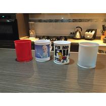Jarro Taza Plastico Mug Para Souvenirs