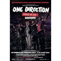 One Direction- Where We Are-live From San Siro - Dvd-sellado