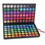 Paleta De Sombras Professional 120 Colores + Set De Pinceles