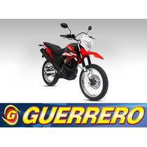 Guerrero Gxl 150 Lanzamiento En Villa Urquiza. Vicente Lopez
