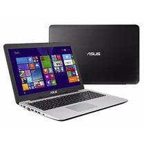 Notebook Asus X555 Core I5 4gb Ram 1t Hdmi Usb3.0 Dvd-r