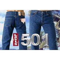 Liquido 3 Últimos Jeans Levi´s 501 Originales!!!