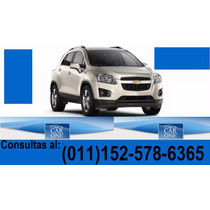 Chevrolet Tracker Ltz Financiada Sin Interes Minimo Anticipo