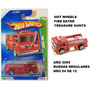 Hot Wheels Fire Eater T Hunt Regular Autobomba Bomberos
